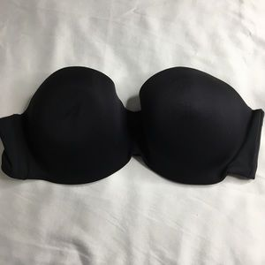 Maidenform Full Coverage Strapless Bra 42C